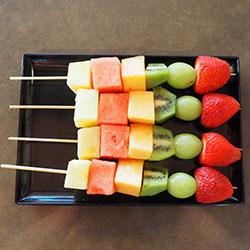 Fruit skewers thumbnail