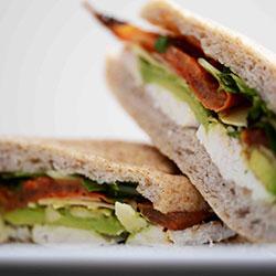 Gluten free Panini thumbnail