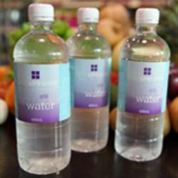 Natural spring water - 600ml thumbnail