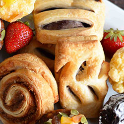 French style pastry - mini thumbnail