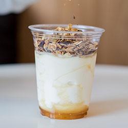 Crunchy yoghurt pot thumbnail