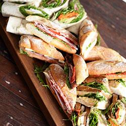 Gourmet mixed breads thumbnail