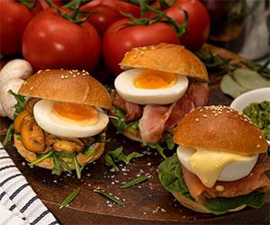 Breakfast slider thumbnail