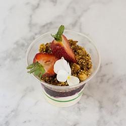 House-made toasted muesli and yogurt pots thumbnail