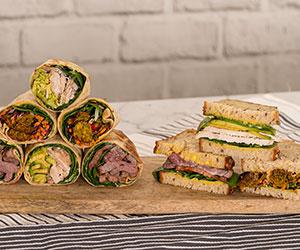 That's a wrap…and a sandwich thumbnail
