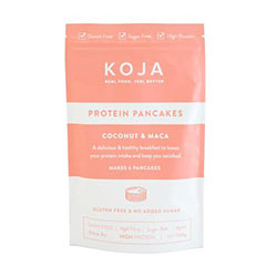 Protein pancake mix - Coconut and maca thumbnail