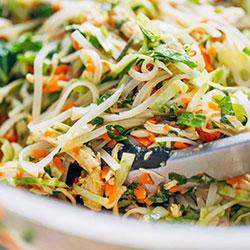 Chicken vermicelli noodle salad thumbnail