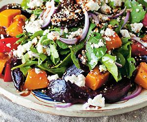 Middle eastern salad thumbnail