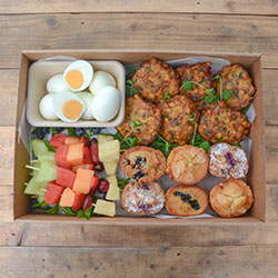 Sweet and savoury breakfast package thumbnail