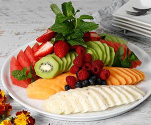Fresh fruit platter thumbnail