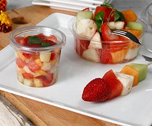 Fruit salad cup thumbnail