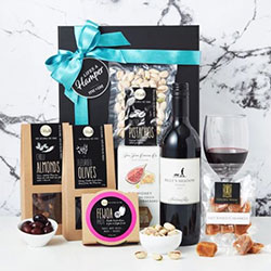 Entertain with Red Wine Hamper thumbnail