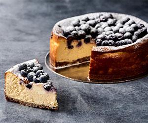 Blueberry cheesecake thumbnail