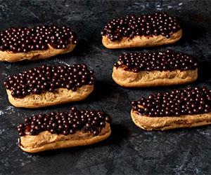 Chocolate eclairs - mini thumbnail