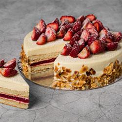 Vanilla fruit cake thumbnail