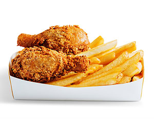 Fried chickn and fries munch box thumbnail