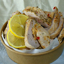 Poached chicken breast box thumbnail