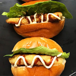 Chicken katsu mini rolls box thumbnail
