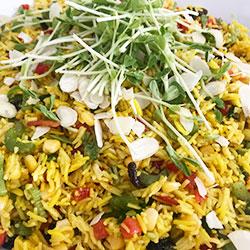 Curried rice salad thumbnail