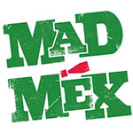Mad Mex Harbourside  logo