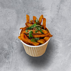 Sweet potato fries thumbnail
