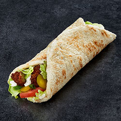 Hommus cracker wrap thumbnail