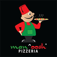 Manoosh Pizzeria Waterloo logo