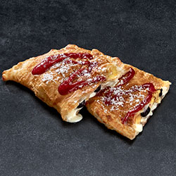 White forest calzone thumbnail