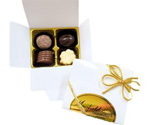 4 chocolates gift box thumbnail