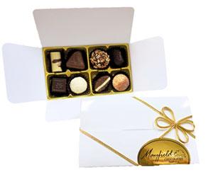 8 chocolates gift box thumbnail