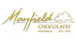 Mayfield Chocolates logo
