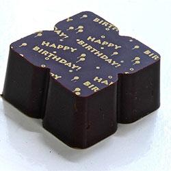 Happy birthday dark chocolate thumbnail
