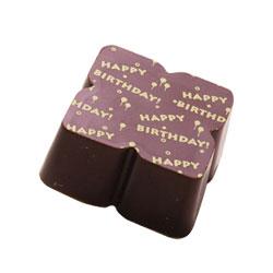 Happy birthday milk chocolate thumbnail