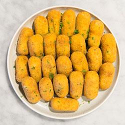 Potato croquettes thumbnail