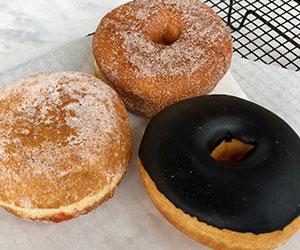 American style doughnuts thumbnail