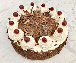 Black forest cake thumbnail