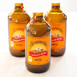 Bundaberg ginger beer - 375 ml thumbnail