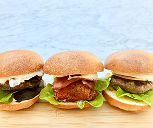 Burgers - mini slider thumbnail