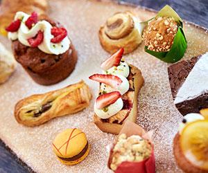 Mosman pastry platter thumbnail