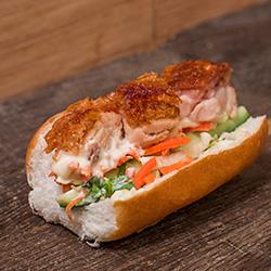 Crispy pork - mini thumbnail