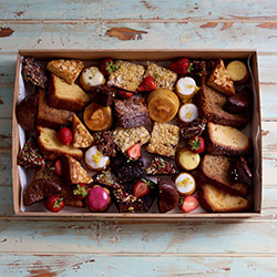 Assorted pastries and sweet treats thumbnail