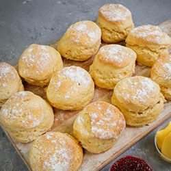Butter scone thumbnail