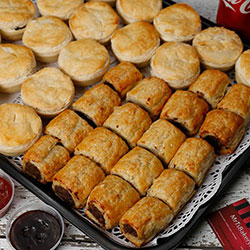 Pie and sausage roll box thumbnail