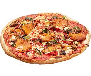 Low fat pizza #1 thumbnail