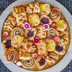 Assorted Danishes - mini thumbnail