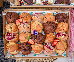 Assorted sweet muffin - mini thumbnail