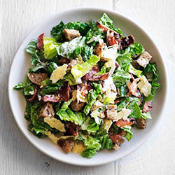Healthy Caesar salad platter thumbnail