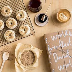 Breakfast donut thumbnail