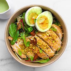 Green Caesar salad thumbnail