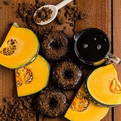 Pumpkin maple donut  thumbnail